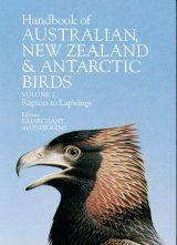 Handbook of Australian, New Zealand and Antarctic Birds: Volume 2