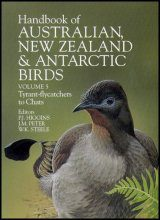 Handbook of Australian, New Zealand and Antarctic Birds: Volume 5