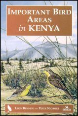 Important Bird Areas in Kenya
