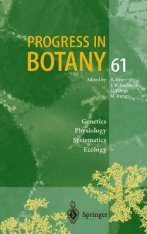 Progress in Botany, Volume 61