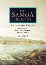 The Samoa Islands, Volume 1
