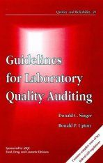 Guidelines for Laboratory Quality Auditing