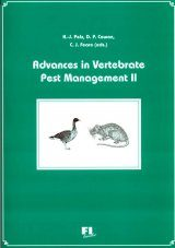Advances in Vertebrate Pest Management: Volume II