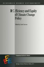 Efficiency and Equity of Climate Change Policy