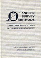 Angler Survey Methods and Their Application in Fisheries Management