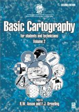 Basic Cartography for Students and Technicians Volume 2