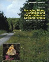Managing Rides, Roadsides and Edge Habitats in Lowland Forests