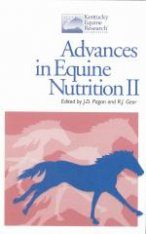 Advances in Equine Nutrition, Volume 2