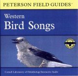 Peterson Field Guides: Western Birdsongs (2CD)