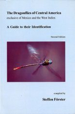 The Dragonflies of Central America Exclusive of Mexico and the West Indies