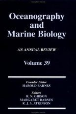 Oceanography and Marine Biology: An Annual Review: Volume 39