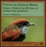 Voices of Andean Birds, Volume 1