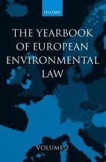 Yearbook of Environmental Law, Volume 2