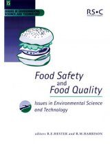 Food Safety and Food Quality