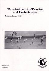 Waterbird Count of Zanzibar and Pemba Islands, Tanzania, January 1998