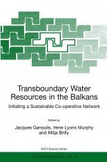 Transboundary Water Resources in the Balkans: Initiating a Sustainable Regional Co-Operative Network