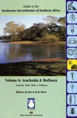 Guide to the Freshwater Invertebrates of Southern Africa, Volume 6