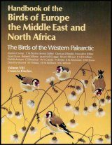 The Birds of the Western Palearctic, Volume 8