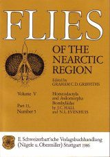Flies of the Nearctic Region, Volume 5: Homeodactyla and Asilomorpha, Part 13: Bombyliidae, Number 5