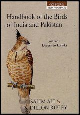 Handbook of the Birds of India and Pakistan, Volume 1