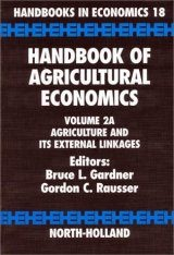 Handbook of Agricultural Economics Volume 2A