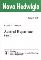 Austral Hepaticae, Part II