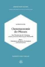 Chemotaxonomie der Pflanzen, Band X: General Register