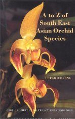 A to Z of South East Asian Orchids