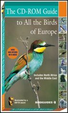 The CD-ROM Guide to All the Birds of Europe, Version 7 (6CD-ROM)