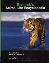 Grzimek's Animal Life Encyclopedia, Volumes 12-16: Mammals
