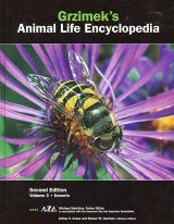 Grzimek's Animal Life Encyclopedia, Volume 3: Insects