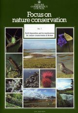 Acid Deposition and its Implications for Nature Conservation in Britain