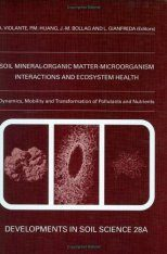 Dynamics, Mobility and Transformation of Pollutants and Nutrients