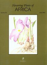 Flowering Plants of Africa, Volume 58: Plates 2181-2200