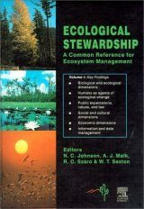 Ecological Stewardship: A Common Reference for Ecosystem Management