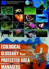 Ecological Glossary for Protected Area Managers