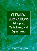 Chemical Separations