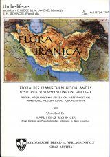 Flora Iranica, Volume 162: Umbelliferae (2-Volume Set) [German / Latin]