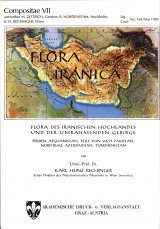 Flora Iranica, Volume 164: Compositae VII [German / Latin]