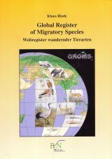 Global Register of Migratory Species / Weltregister Wandernder Tierarten