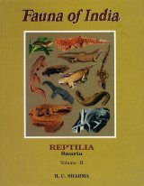 The Fauna of India and the Adjacent Countries: Reptilia: Volume 2: Sauria