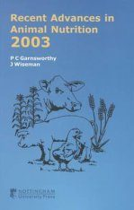 Recent Advances in Animal Nutrition 2003