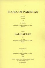 Flora of Pakistan, Volume 203: Salicaceae