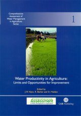 Water Productivity in Agriculture