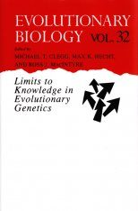 Evolutionary Biology, Volume 32