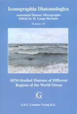 Iconographia Diatomologica, Volume 10: SEM-Studied Diatoms of Different Regions of the World Ocean