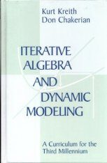 Iterative Algebra and Dynamic Modelling