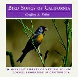 Bird Songs of California (3CD)