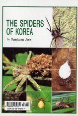 The Spiders of Korea [Korean]