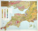 Soils of England and Wales, Sheet 5 (Flat): South West England